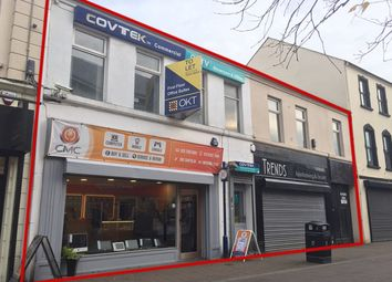 Thumbnail Land for sale in New Row & 31 Society Street, Coleraine, County Londonderry