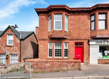 Thumbnail 2 bed maisonette for sale in Skelmorlie Castle Road, Skelmorlie, North Ayrshire