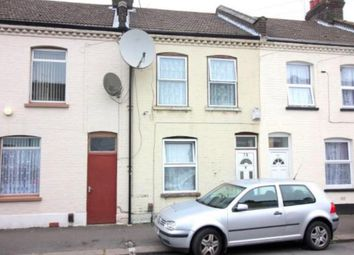 Thumbnail 3 bed terraced house for sale in Wimborne Road, Luton