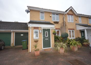 Thumbnail 3 bed property for sale in Bellarmine Close, West Thamesmead, London