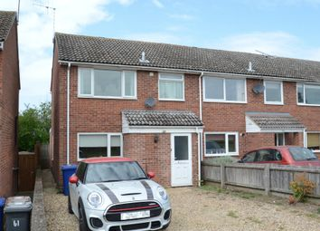 Thumbnail 3 bedroom end terrace house for sale in Raynham Road, Bury St. Edmunds
