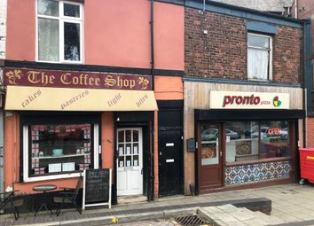 Thumbnail Restaurant/cafe for sale in Church Street West, Radcliffe, Manchester