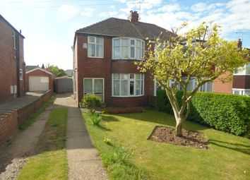 Thumbnail 3 bed semi-detached house for sale in Reresby Crescent, Whiston, Rotherham