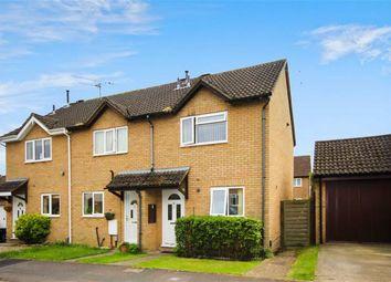 Thumbnail 2 bedroom end terrace house for sale in Mulcaster Avenue, Grange Park, Swindon