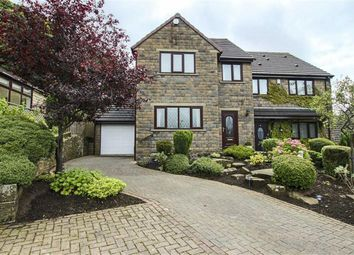 Thumbnail 3 bed semi-detached house for sale in Heys Close, Cloughfold, Rossendale