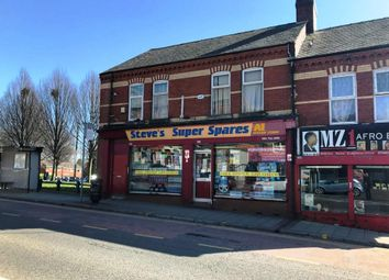 Thumbnail Retail premises for sale in Salford M7, UK
