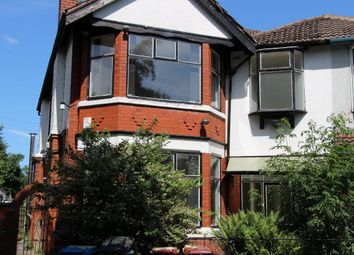 Thumbnail 5 bed property to rent in Upper Kent Road, Manchester