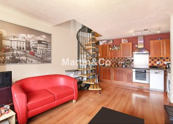 Thumbnail 1 bed end terrace house to rent in Oxley Close, London