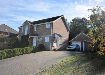 Thumbnail 4 bed detached house for sale in Greensleeves Avenue, Broadstone