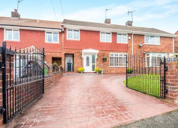 Thumbnail 3 bedroom terraced house for sale in Almond Avenue, Bentley, Walsall, West Midlands