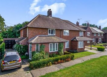 Thumbnail 2 bed semi-detached house for sale in Heather Close, West Ashling, Chichester, West Sussex