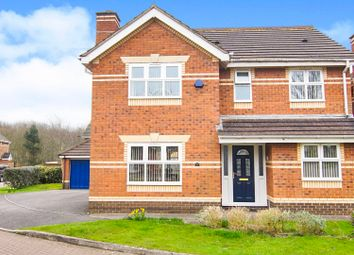 Thumbnail 4 bed detached house for sale in Gover Road, Hanham, Bristol
