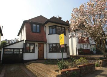 Thumbnail 4 bed property to rent in Hillway, Westcliff-On-Sea