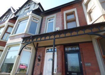 Thumbnail 5 bedroom terraced house for sale in Lancaster Road, Morecambe