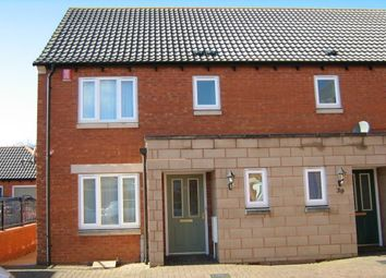 Thumbnail 3 bed end terrace house to rent in Sloe Close, Weston-Super-Mare