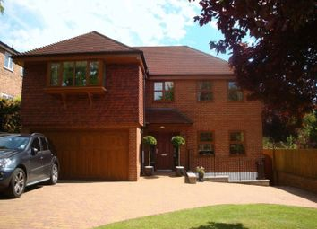 Thumbnail 5 bed detached house to rent in Bencombe Road, Purley