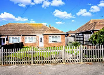 Thumbnail 3 bed bungalow for sale in Elwill Way, Gravesend