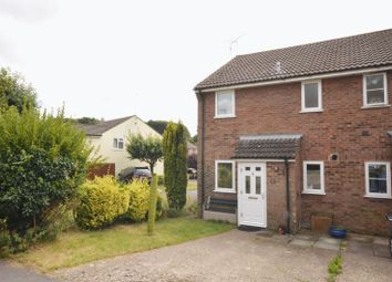 Thumbnail 1 bed end terrace house to rent in Ascot Close, Alton