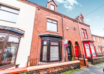 Thumbnail 3 bed terraced house for sale in Mulgrave Road, Hartlepool
