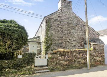Thumbnail 3 bed end terrace house for sale in Lewannick, Launceston