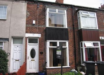 Thumbnail 2 bed terraced house to rent in Perth Villas, Hull