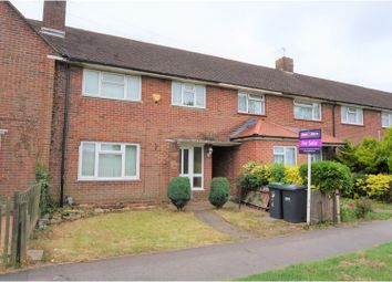 Thumbnail 3 bed terraced house for sale in Bedhampton Way, Havant
