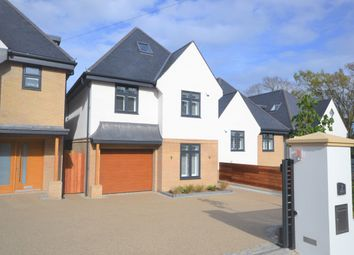 Thumbnail 4 bed detached house for sale in Sandecotes Road, Lower Parkstone, Poole, Dorset
