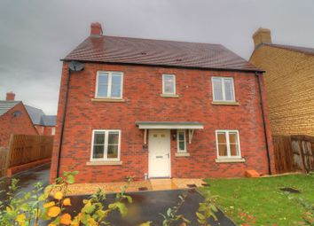 Thumbnail 4 bed detached house for sale in Holcus Close, Mickleton, Chipping Campden
