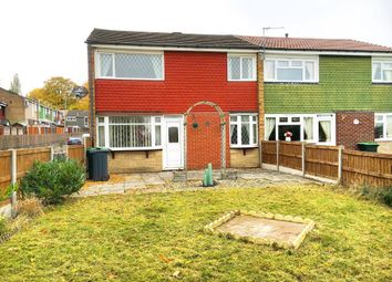Thumbnail 3 bed end terrace house to rent in Ramsey Close, West Bromwich, West Midlands