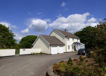 Thumbnail 5 bed detached house for sale in Little Valley, Wiston, Haverfordwest