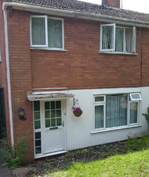 Thumbnail 3 bedroom end terrace house to rent in Kenwood Close, Worcester