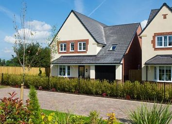 Thumbnail 4 bedroom detached house for sale in The Spinnings, Kirkham, Preston