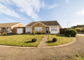 Thumbnail 3 bed detached bungalow for sale in Shamrock Avenue, Seasalter, Whitstable