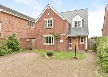 Thumbnail 5 bed detached house for sale in Manor Close, Shrivenham, Swindon