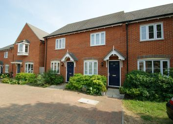 Thumbnail 2 bed terraced house to rent in Cox's Gardens, Bishop's Stortford