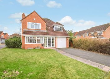 Thumbnail 4 bedroom detached house for sale in 2 Stile Rise, Shawbirch, Telford