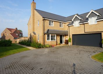 Thumbnail 5 bed detached house for sale in Skelton Road, Buckingham