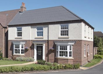 "Thumbnail 4 bed detached house for sale in ""Eden"" at Allendale Road, Loughborough"