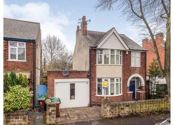 Thumbnail 3 bed detached house for sale in Lime Tree Avenue, Nuthall, Nottingham