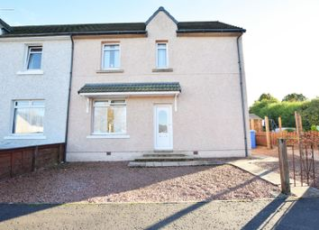 Thumbnail 2 bed semi-detached house for sale in Burns Crescent, Shotts