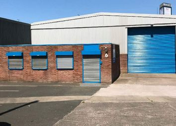 Thumbnail Industrial to let in Unit 6, Springfield Estate, Oldbury