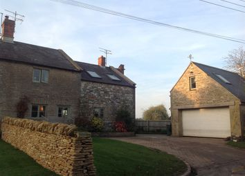 Thumbnail 4 bed semi-detached house for sale in Heath Lane Cottages, Startley, Chippenham