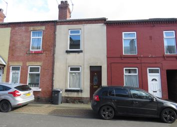 Thumbnail 2 bedroom terraced house for sale in Belmont Street, Mexborough