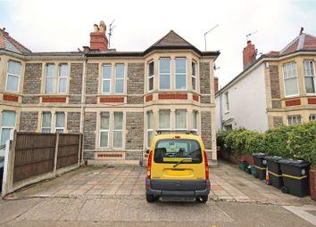 Thumbnail 4 bedroom maisonette to rent in Linden Road, Westbury Park, Bristol