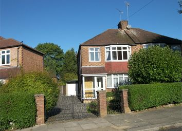 Thumbnail 3 bed semi-detached house for sale in Grasvenor Avenue, Barnet