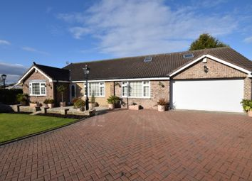 Thumbnail 4 bed detached bungalow for sale in Weetlands Close, Kippax, Leeds, West Yorkshire