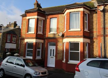 Thumbnail 2 bed flat for sale in Belvedere Road, Broadstairs