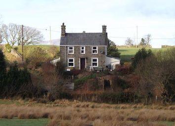 Thumbnail 3 bed detached house for sale in Gellilydan, Blaenau Ffestiniog, Gwynedd