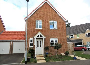Thumbnail 3 bed link-detached house for sale in Horseman Close, Downham Market