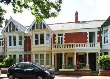Thumbnail 3 bed maisonette for sale in Sandringham Road, Penylan, Cardiff